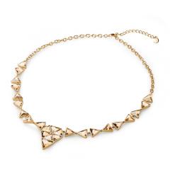AURORA金色魅影项链 货号111534