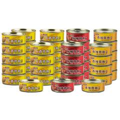 林家铺子40罐带鱼罐头超值组 货号120243