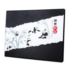 国宝熊猫银币套组