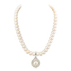 水年华私家定制款珍珠项链 货号122679