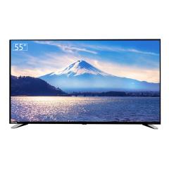 东芝55英寸平面4K智能AI电视