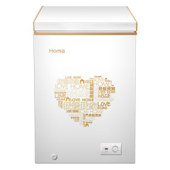 奥马100升深度冷冻冰柜