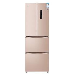 格力晶弘303L变频三门冰箱