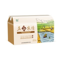 【馈赠佳礼】首农京乡五谷农情杂粮礼盒 4kg