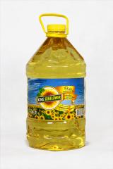 圣葵葵花籽油乌克兰原瓶原装进口5L高级食用油
