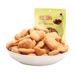 山里仁 多味蚕豆 蟹黄味 零食小吃休闲坚果特产炒货豆制品蚕豆