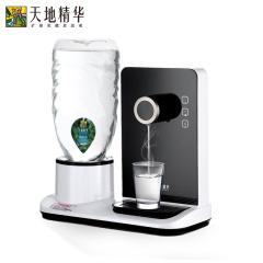天地精华6S速热智能饮水机+4L*4桶*3箱矿泉水桶装水饮用水整箱