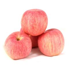 【新鲜水果】烟台红富士苹果  5斤装 大果80mm以上