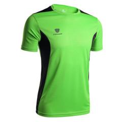梵耐男式T恤 户外服装弹力运动服男 运动速干跑步男装衣服
