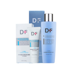DF/轻美肌 玻尿酸水滋养霜组合(200ml+滋养霜40ml)