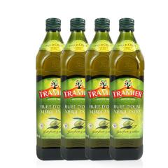 西班牙特迷尔特级初榨橄榄油 750mlX4瓶组合食用油原瓶原装进口