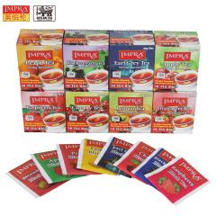 斯里兰卡原装进口 英伯伦锡兰礼盒装调味茶(2g*10袋*8盒)160g
