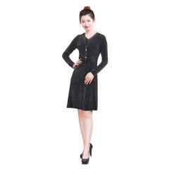 DS韩丝针织连衣裙