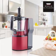 康宁 即热养生破壁机(家用料理机、豆浆机、榨汁机、绞肉机)红色