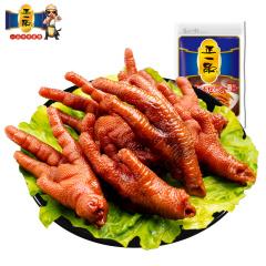 正一品卤味凤爪150g/袋 潮汕即食休闲小吃独立包装零食