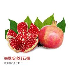 河南荥阳突尼斯软籽石榴尝鲜组