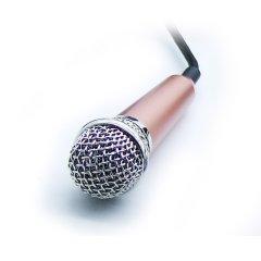 纽曼610 手机麦克风 电脑K歌 手机录歌专用迷你小麦克风话筒