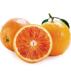 【新鲜水果】四川塔罗科血橙 4.5-5斤装  约16个左右