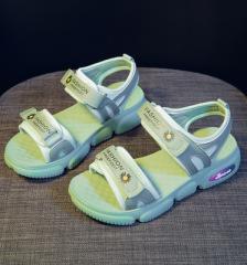 2020夏季新款时尚网红凉鞋女韩版休闲时尚运动沙滩鞋学生鞋