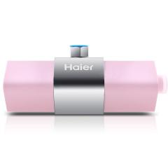 海尔(Haier)HS-01淋浴净水器 沐浴宝净化器 花洒过滤器 洗澡过滤器