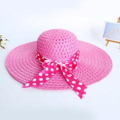 帽子女遮阳帽防晒夏遮脸夏季遮阳大沿防紫外线逛街出游