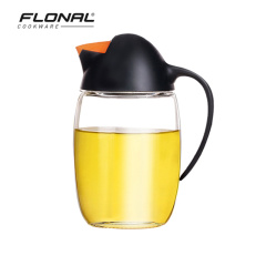 FLONAL油壶企鹅油壶600ML大容量家用油壶 企鹅油壶620ML