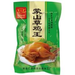 【地方美味】山东蒙山草鸡王 600g*3袋(每只都是整鸡 拒绝拼装)