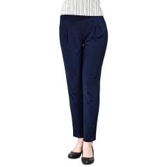N.L时尚打褶女裤  货号106362
