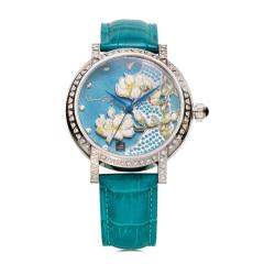 梵高盛开的杏树限量款珠宝腕表
