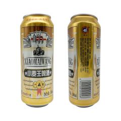 青邑小麦王啤酒 500ml*9(买一组送一组)