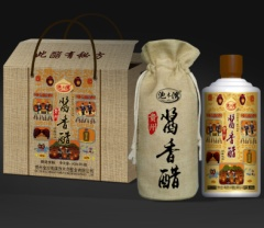 贵州特产瓶装醋珍藏佳品解酒直饮醋金沙纯粮酿造