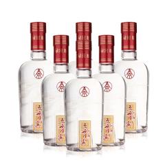 宜宾五粮液股份五龙宾红樽 52度浓香型白酒粮食酒