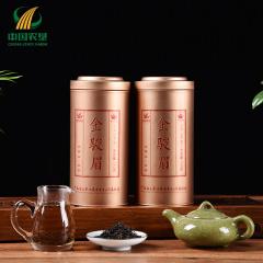 【中国农垦】新茶上市 广西 大明山 一级金骏眉功夫红茶 250g/罐*2
