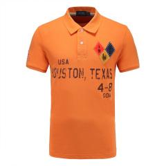 皇家棕榈马球俱乐部 男短袖商务休闲POLO衫翻领男士T恤13528114