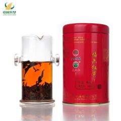 【春茶节】【中国农垦】大明山 广西农垦 特级浓香型红茶 福六红芽铁罐装100g