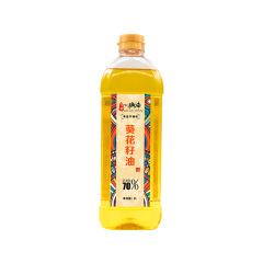 戈壁工坊葵花籽油1L