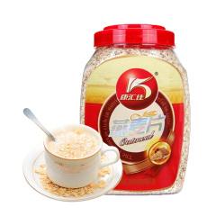 康汇佳1000g燕麦片桶装 即冲即食纯燕麦片