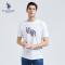 美国马球协会USPA男士圆领T恤 2020夏季新款6102102302