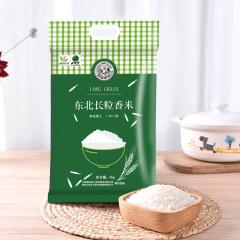 【中国农垦】良农嫁稻 长粒香米 东北新米 一级大米粳米 长粒香5kg