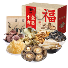 南帝 十全食美菌珍礼盒装1165g