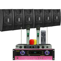 韩国现代舞台会议音响套装 组合音箱KTV家庭影院