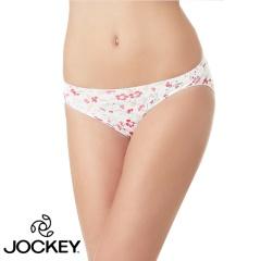 Jockey  女莱卡梅花无痕三角内裤