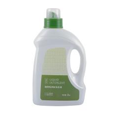 妍物植物性亲肤洗衣液2kg/瓶*1