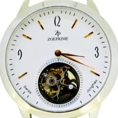 卓派ZOEPRIME少女峰系列陀飞轮机械腕表手表