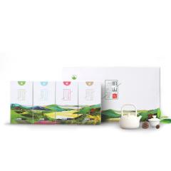 【中国农垦】广西 大明山山水礼盒套装45g*4(红茶、绿茶、乌龙茶、花茶4小盒)