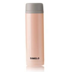 SIMELO 印象京都系列悦行300ML不锈钢保温杯粉红