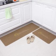 厨房地毯组合卫生间门口门垫【二件套】