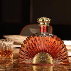 利枫帝王法国原瓶原装进口XO洋酒干邑白兰地酒40度700ml