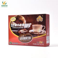 【中国农垦】云啡 云南特产 三合一小粒种速溶咖啡 原味咖啡390g