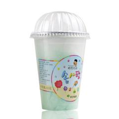 韩国进口帕克大叔菠萝味棉花糖12g